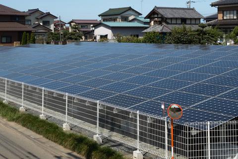 「カーポート」設置太陽光発電