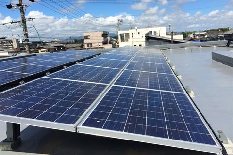 太陽光発電施工実績03