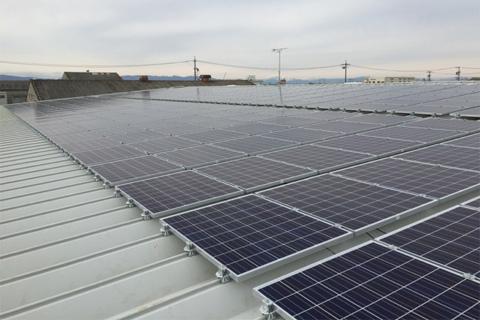 太陽光発電施工実績04