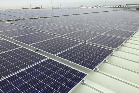 太陽光発電施工実績05