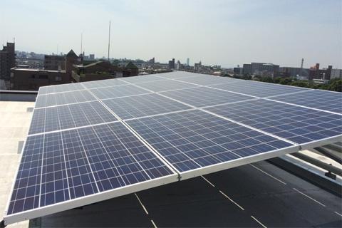 太陽光発電施工実績09