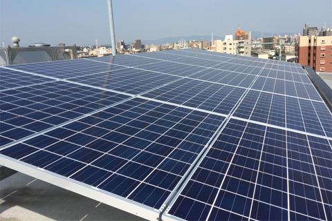 太陽光発電施工実績10