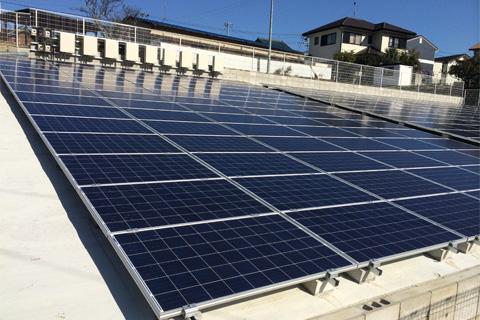 太陽光発電施工実績11
