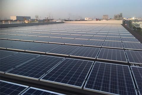 太陽光発電施工実績16