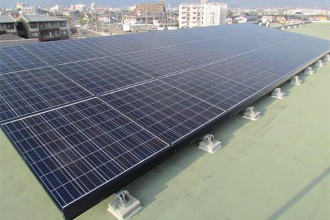太陽光発電施工実績17