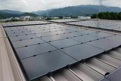 太陽光発電施工実績18