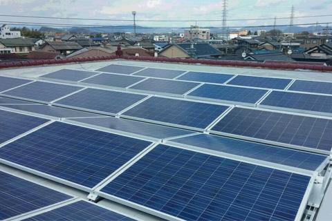 太陽光発電施工実績19
